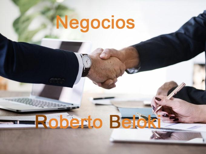 Roberto Beloki negocios