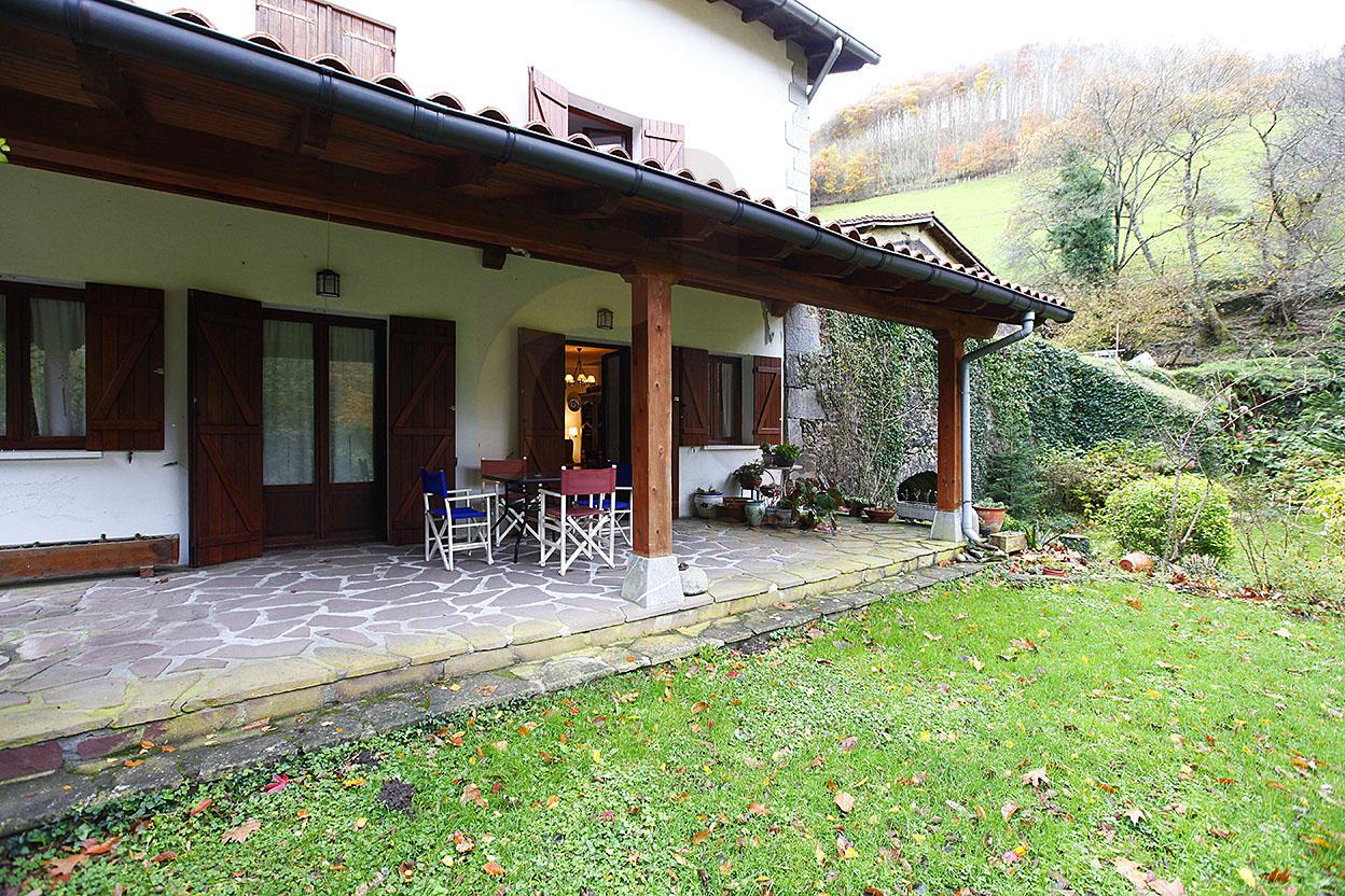 Casa en Lesaka-MC1014