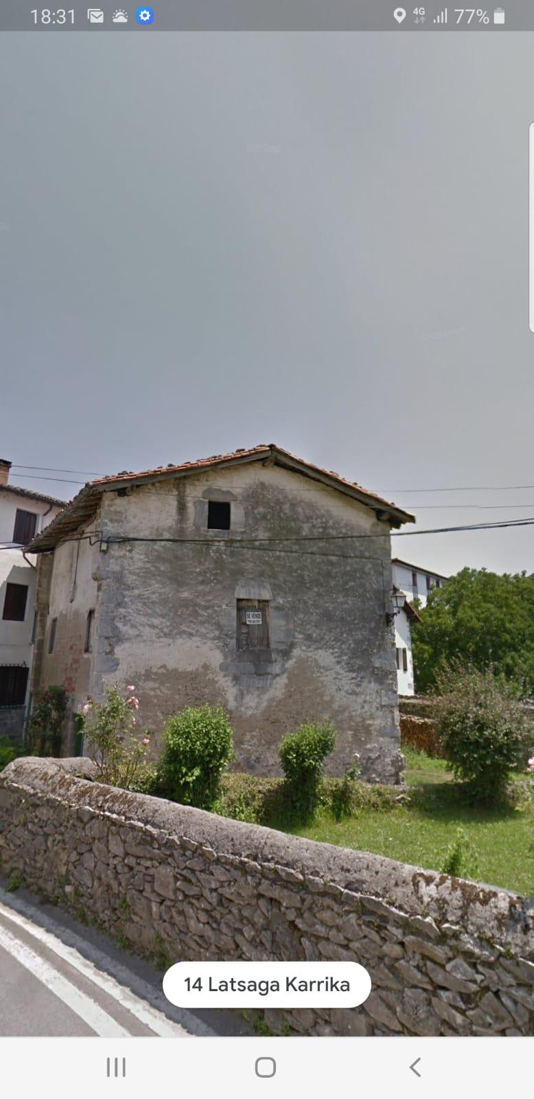 Casa en venta en Igantzi, Navarra MC1017