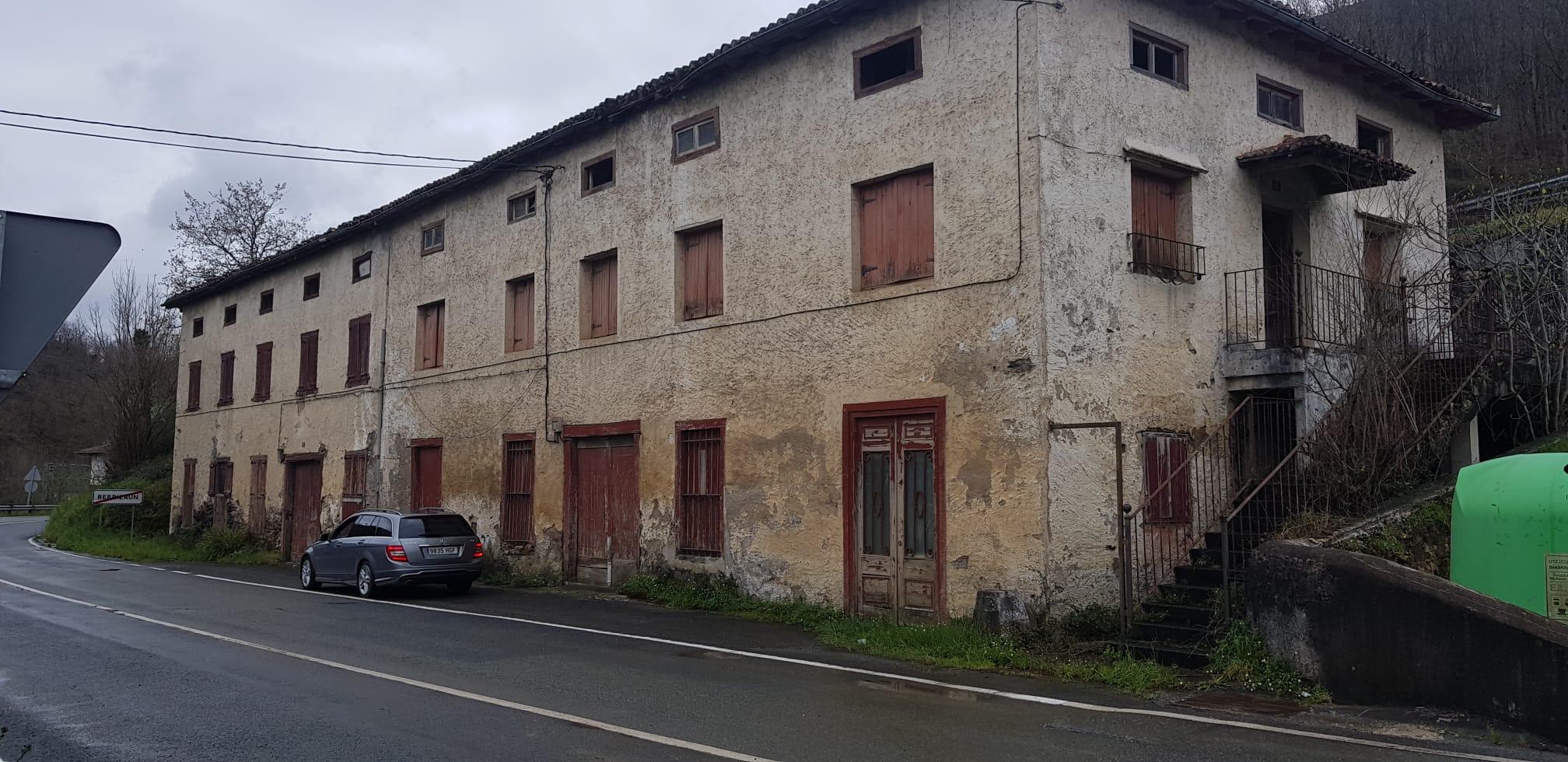 Casa en venta en En Ventas de Igantzi ,Navarra MC1019