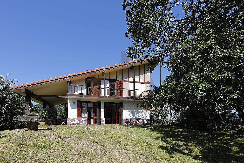 Casa con parcela en venta en Igantzi, Navarra MC1029